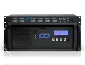 Coolux Broadcast Dual Server