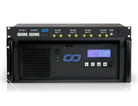 Coolux Broadcast Quad Server