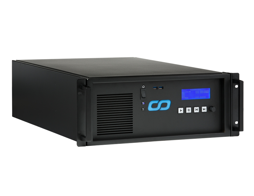 Coolux Dual Server