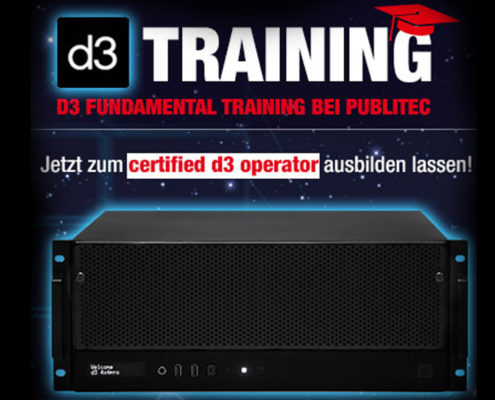 d3 – Fundamental Training