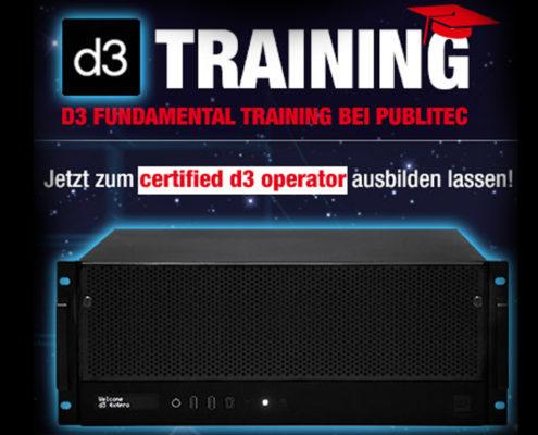 d3 – Fundamental Training