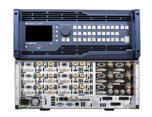 Analgog Way: Ascender 48 - 4K - PL (ASC4806-4K-PL) von Analog Way® / Signalprozessor