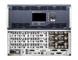 LiveCore™ Output Expander 16 - 4K (LOE016-4K) von Analog Way® / Signalprozessor