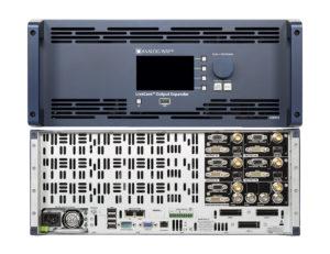 Analgog Way: LiveCore™ Output Expander 32 - 4K - PL (LOE032-4K-PL) von Analog Way® / Signalprozessor