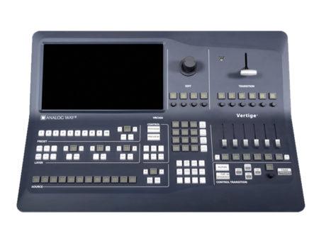 Vertige™ (VRC300) von Analog Way® / Controller