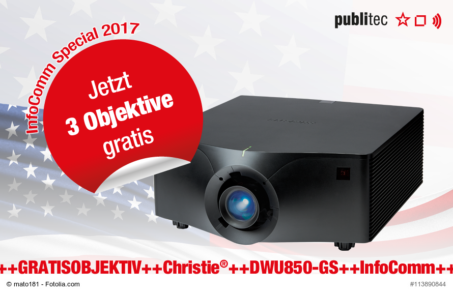 Christie DWU850-GS
