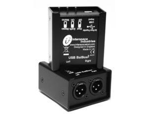 USB BalBox von Interspace Industries