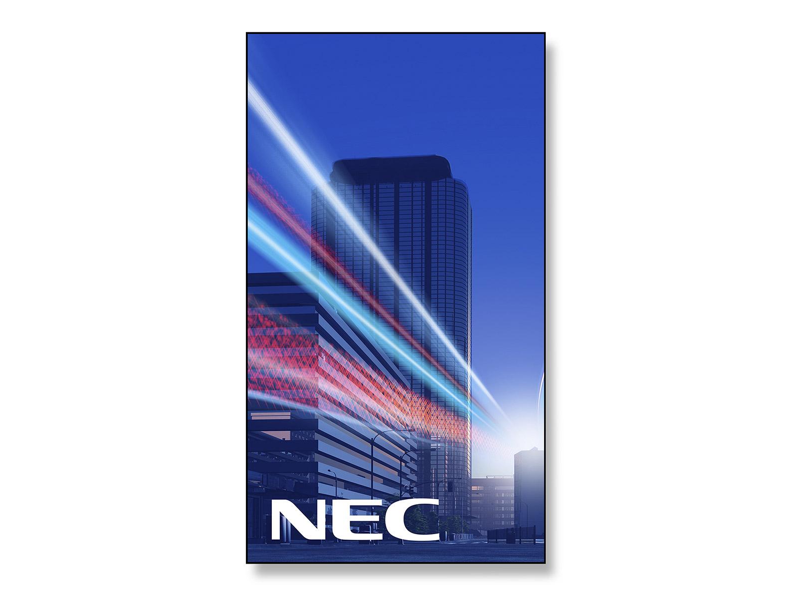 MultiSync® X10UNS von NEC / LCD Displays   publitec.tv