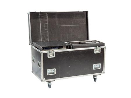 Gebrauchtes Flightcase für Datenmischer