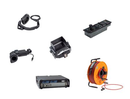 Zubehör für Sony HXC-100 Kamerazug